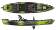 Hands-Free Fishing Kayak